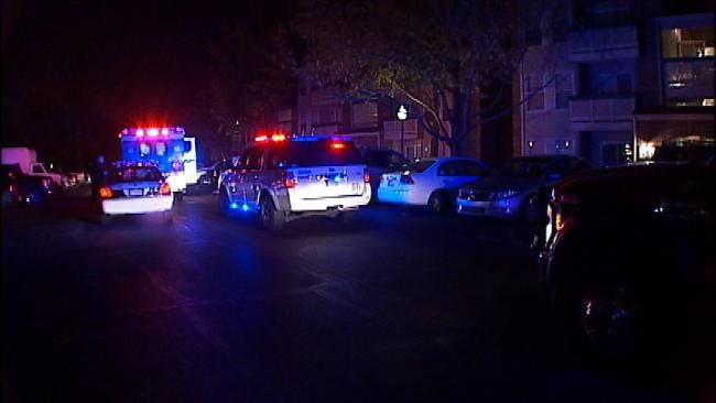 Police: Tulsa Teenager Fell To His Death