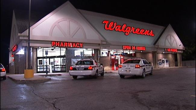 Tulsa Drug Store Robbed Early Wednesday