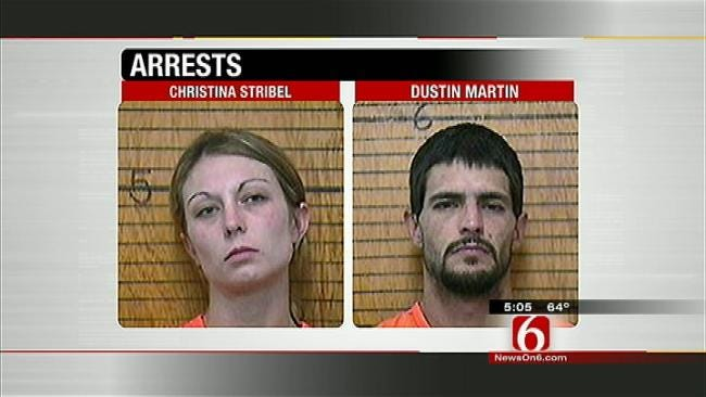 Two Arrested In Okmulgee County Homicide