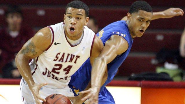 Tulsa Comes Up Short Against St. Joseph's