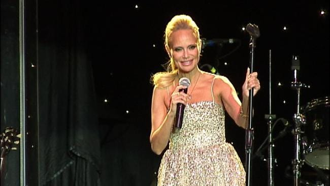 Oklahoma's Own: From Broken Arrow To Broadway, What's Next For Kristin Chenoweth