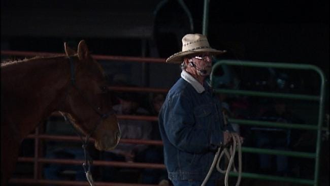 Oklahoma's Own: Preacher Uses An Unbroken Horse To Spread The Good Word
