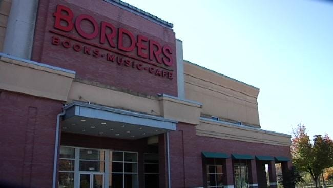 Old Borders Store To Serve As Santa's Workshop For Tulsa County Foster Children