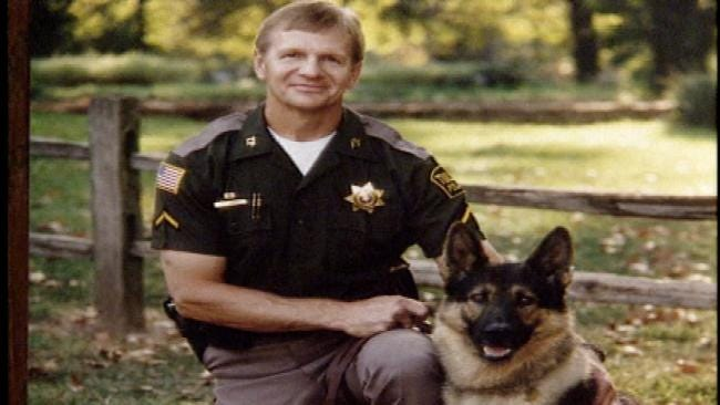 Retired Tulsa Officer To Be Honored For 27 Years Of Service