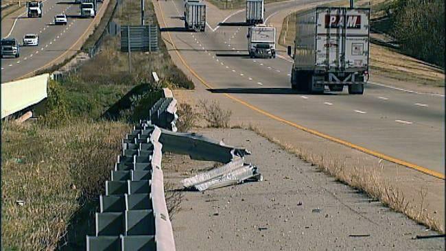 Arizona Woman Dies After Head-On Crash On I-44 Near Catoosa