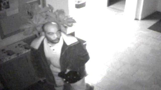 Surveillance Video Captures Pics Of Tulsa Church Burglar