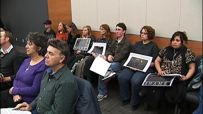 Park Permit For Occupy Tulsa Denied By City Of Tulsa
