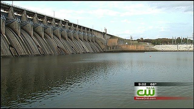 Earthquake Rattles Oklahomans, Spares Oklahoma's Infrastructure