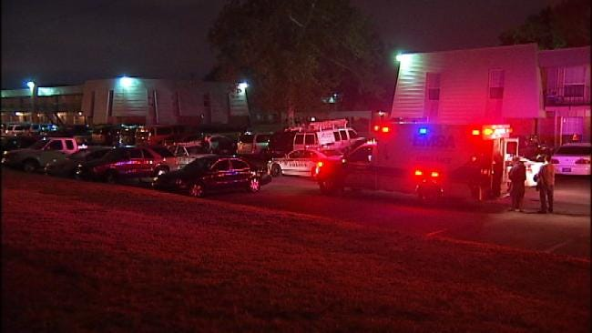 Shots Fired In Robberies At Tulsa Apartment Parking Lots