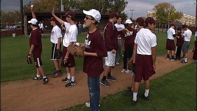 Jenks 'Buddy Baseball' Big Hit On The Diamond