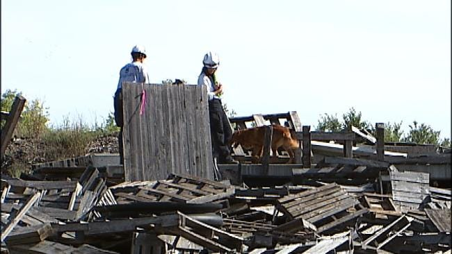 Oklahoma Task Force Prepared For The Worst