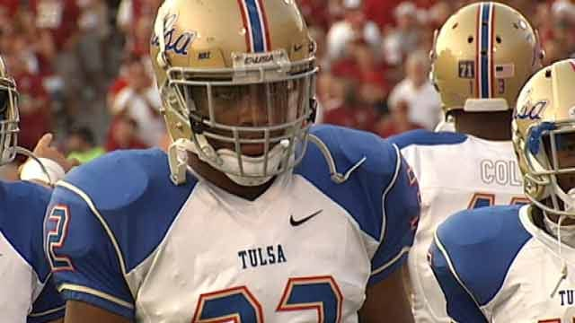 Tulsa's Arnick Named Conference Player Of The Week