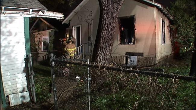 Another House Fire Breaks Out In North Tulsa Neighborhood
