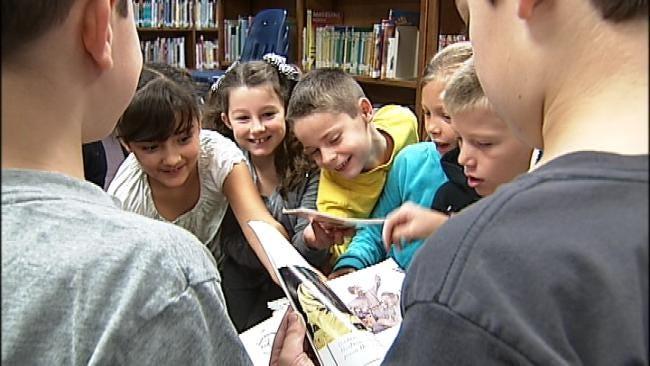 Broken Arrow Students Hold Book Drive For Joplin School