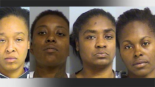 Four Escapees From Tulsa Correctional Facility Recaptured
