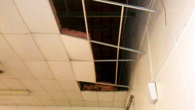 Repairs Underway In Earthquake-Damaged Meeker