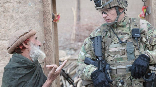 Oklahoma Soldiers Capture Insurgent Leader in Laghman Province