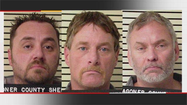 Three Broken Arrow Men Arrested On Burglary Complaints