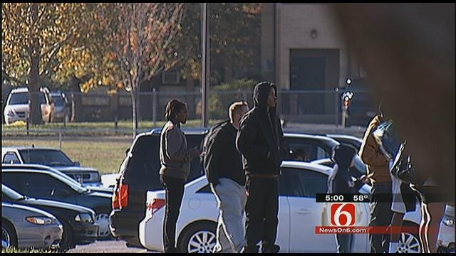 Tulsa Police: No Gun At Nathan Hale High School