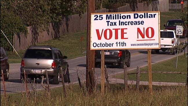 Green Country Communities To Vote On Bond Issues Tuesday