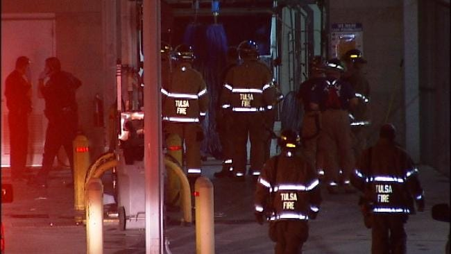 Homemade Explosive Device Detonated At Tulsa International Airport Car Wash