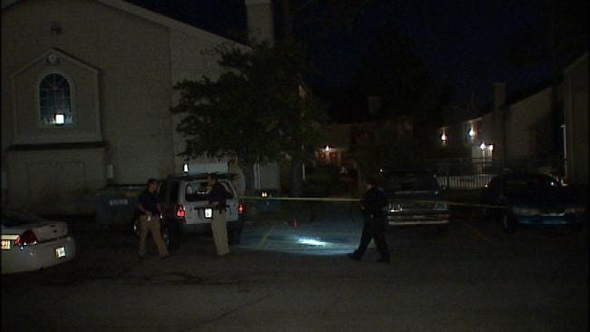 Tulsa Police: One Person Shot, Another Being Questioned