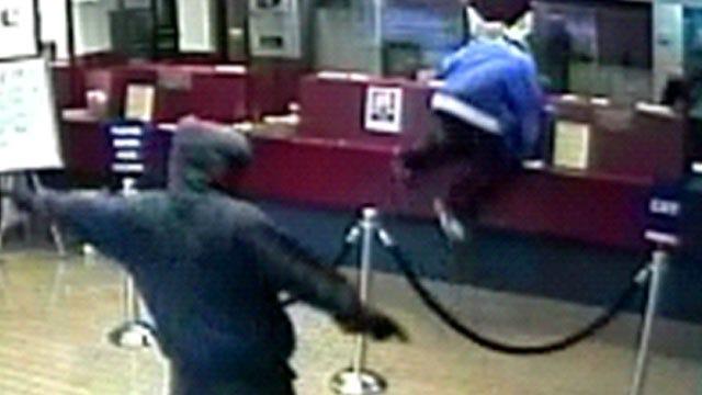 FBI Offering Reward In Tulsa Bank Robbery