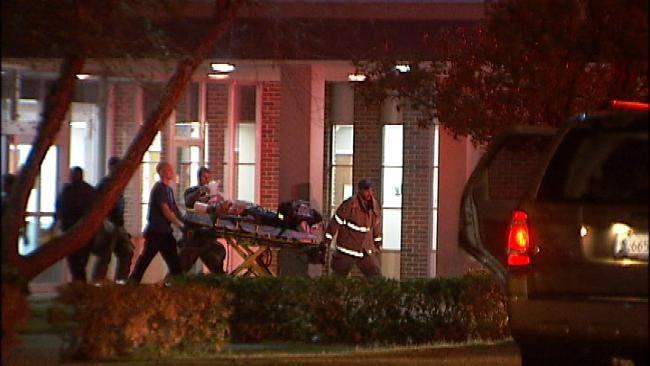 Man Arrested In Fatal North Tulsa Stabbing
