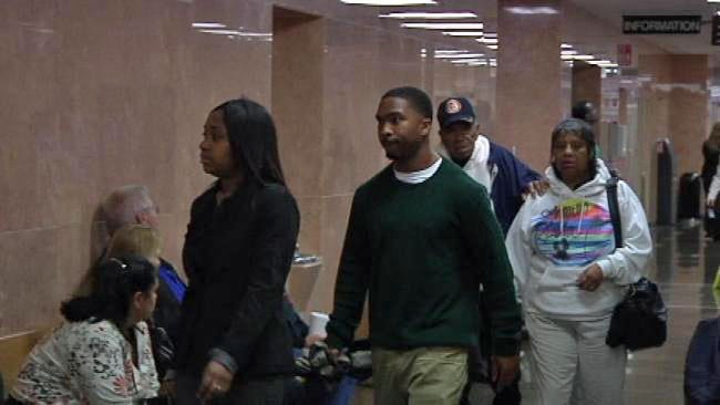 TU Football Star Damaris Johnson Pleads Guilty To Embezzlement Charge