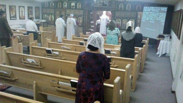Tulsa-Area Coptic Christians Pray For Fellow Christians