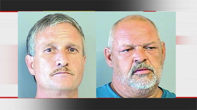 Two Sand Springs Men Arrested Over Larceny Of Copper Cable