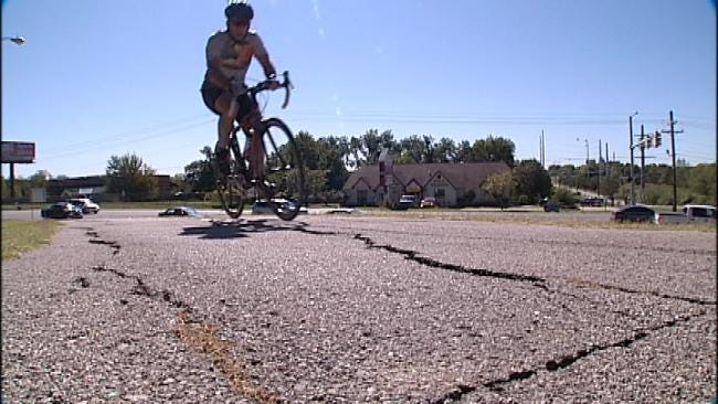 Tulsa Looking To Fix Heat-Related Damage Along Riverparks Trails