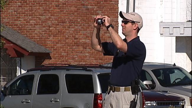 Three World War II Machine Guns Stolen From Tulsa Business