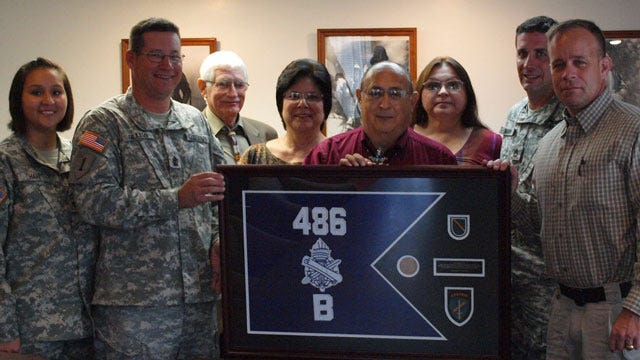 Army Unit In Tulsa Changes Name To Honor The Pawnee Nation