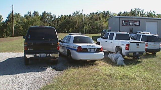Creek County Deputies Bust Major Marijuana-Growing Operation