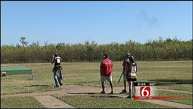 Skeet Shooters Gather In Tulsa For World Championship