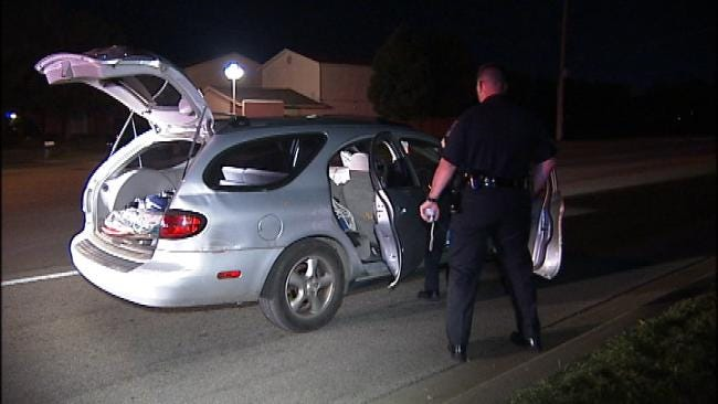 Teens Busted In Tulsa Armed Robbery
