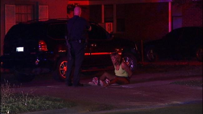 Tulsa Police: Woman Shoots Husband In Chest, Claims Self Defense