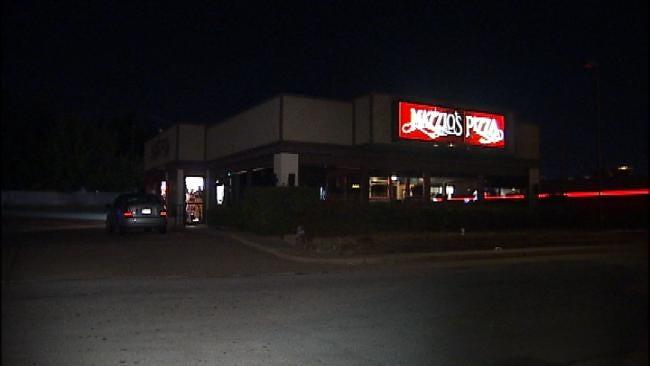 Would-Be Burglar Falls Through Ceiling At Tulsa Pizza Chain