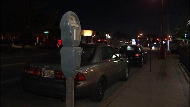 Parking Spaces Doubled On Tulsa's Cherry Street