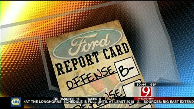 Tulsa Report Card Against UAB