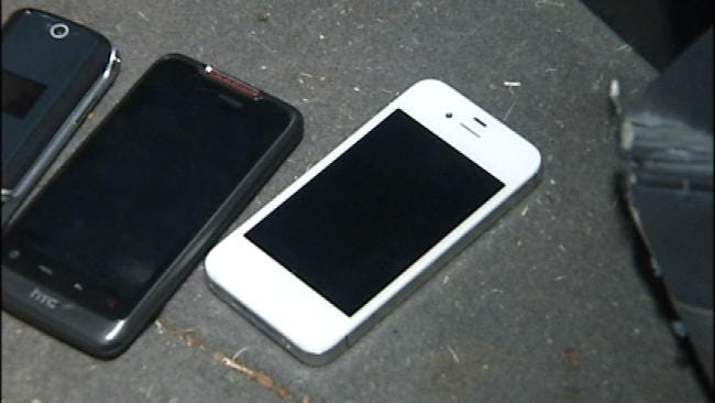 Stolen iPhone Spotted On News On 6 Story; Victim Can't Get Phone Back