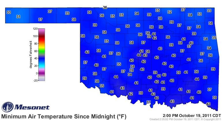 Freeze Likely Tonight.