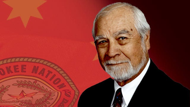 Funeral Service Announced For Former Cherokee Nation Deputy Chief