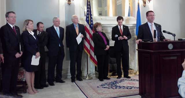 Task Force To Study Oklahoma DHS