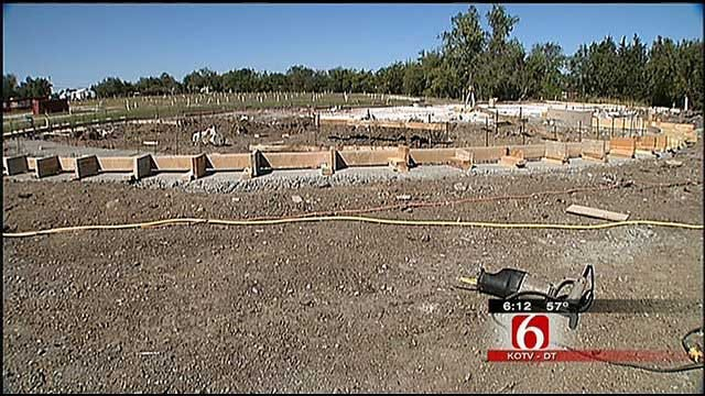 Work Continues On Tulsa's Admiral Twin