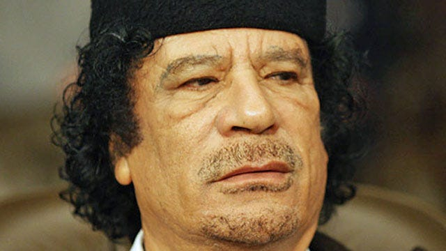 Libya's Muammar Qaddafi Killed In Hometown Battle