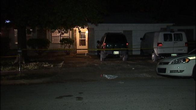 Man Fights Off Intruders In East-Tulsa Duplex