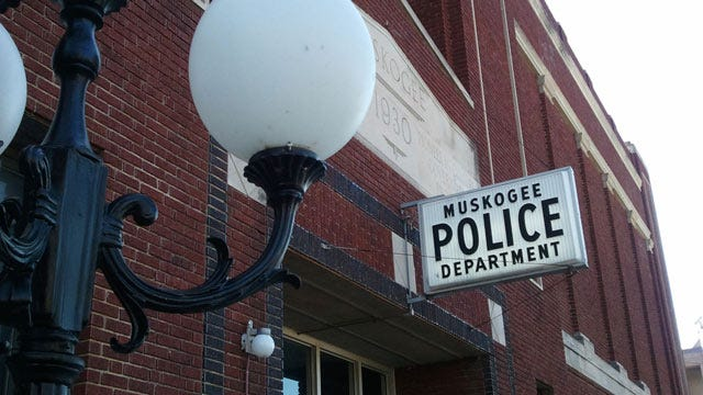 Muskogee Police Officer Arrested For Making Threats