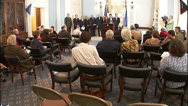 Oklahoma Lawmakers Begin Overhaul Of DHS... Again
